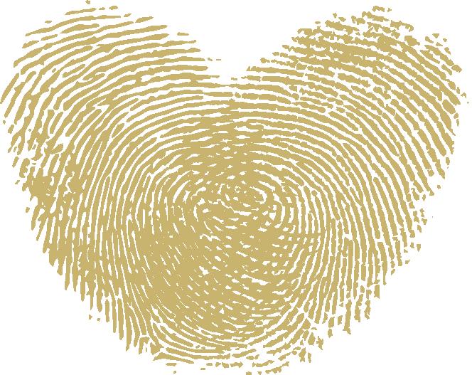 Unser Fingerabdruck steht für Eure Individualität.